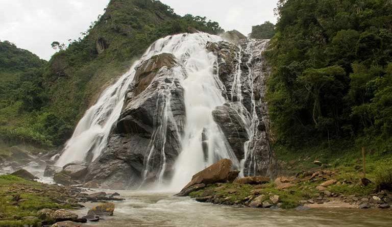 Cachoeira da Fumaça - Alegre - ES