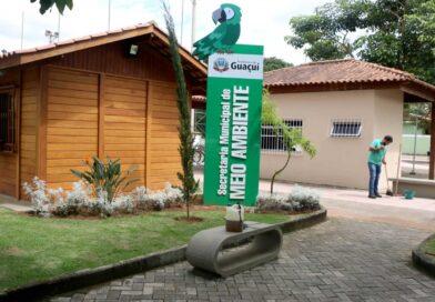 Praça do Meio Ambiente recebe mutirão de limpeza em Guaçuí