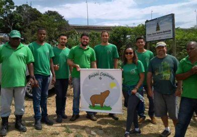 projeto capivara