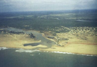 Lagoas de restinga no Norte Fluminense
